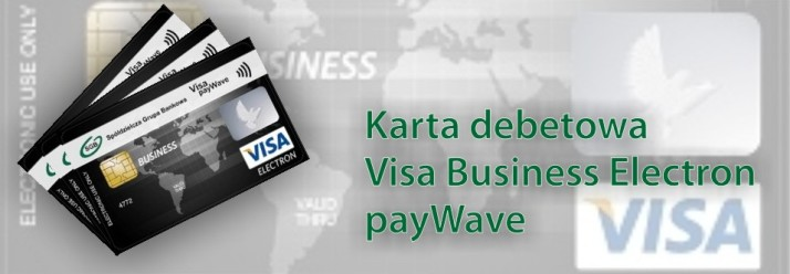 Visa Business Electron payWave