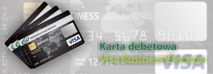 Visa Business Electron