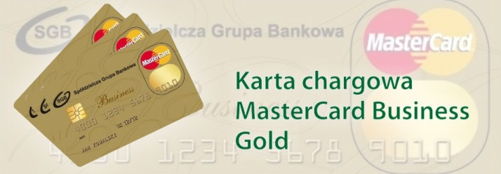 MasterCard Business Gold